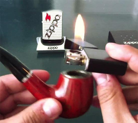 zippo-pipe